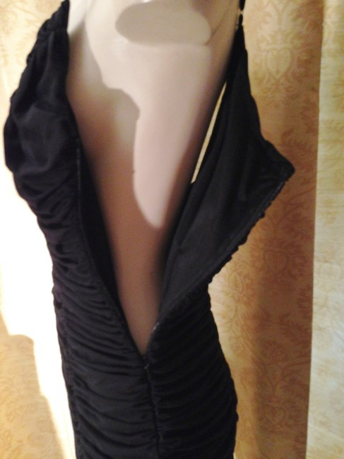 Sue Wong Date Ruched Sexy Bodycon Cocktail Dress