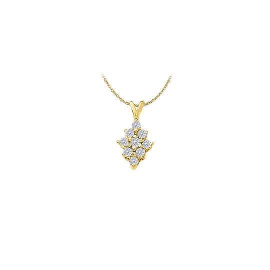 Preload https://img-static.tradesy.com/item/22373053/white-yellow-cubic-zirconia-fashion-pendant-in-gold-vermeil-over-sterling-silver-0-necklace-0-0-540-540.jpg