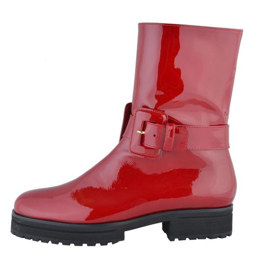VIKTOR & ROLF Cherry Red Boots Image 1