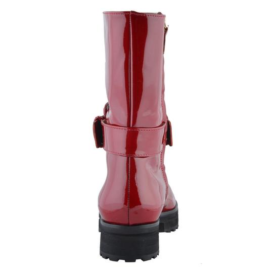 VIKTOR & ROLF Cherry Red Boots Image 2
