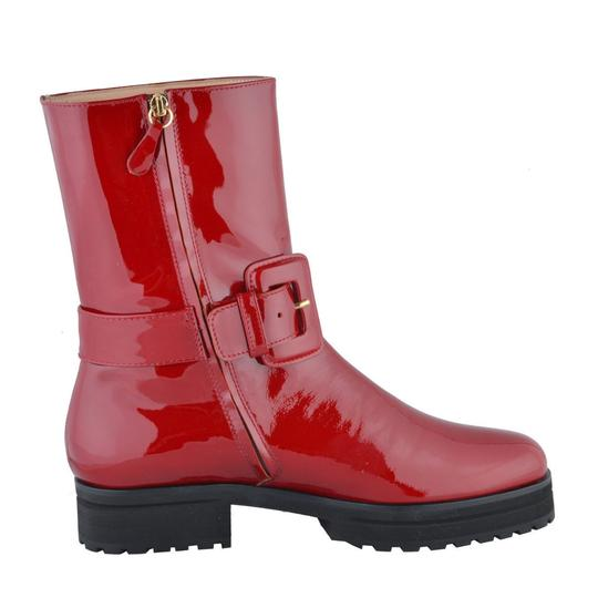 VIKTOR & ROLF Cherry Red Boots Image 3