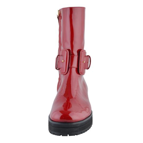 VIKTOR & ROLF Cherry Red Boots Image 4