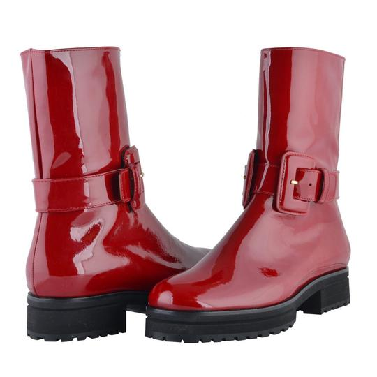 VIKTOR & ROLF Cherry Red Boots Image 6