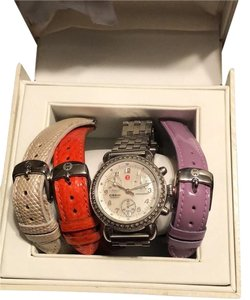 Michele CSX 33 with 3 extra MW straps!