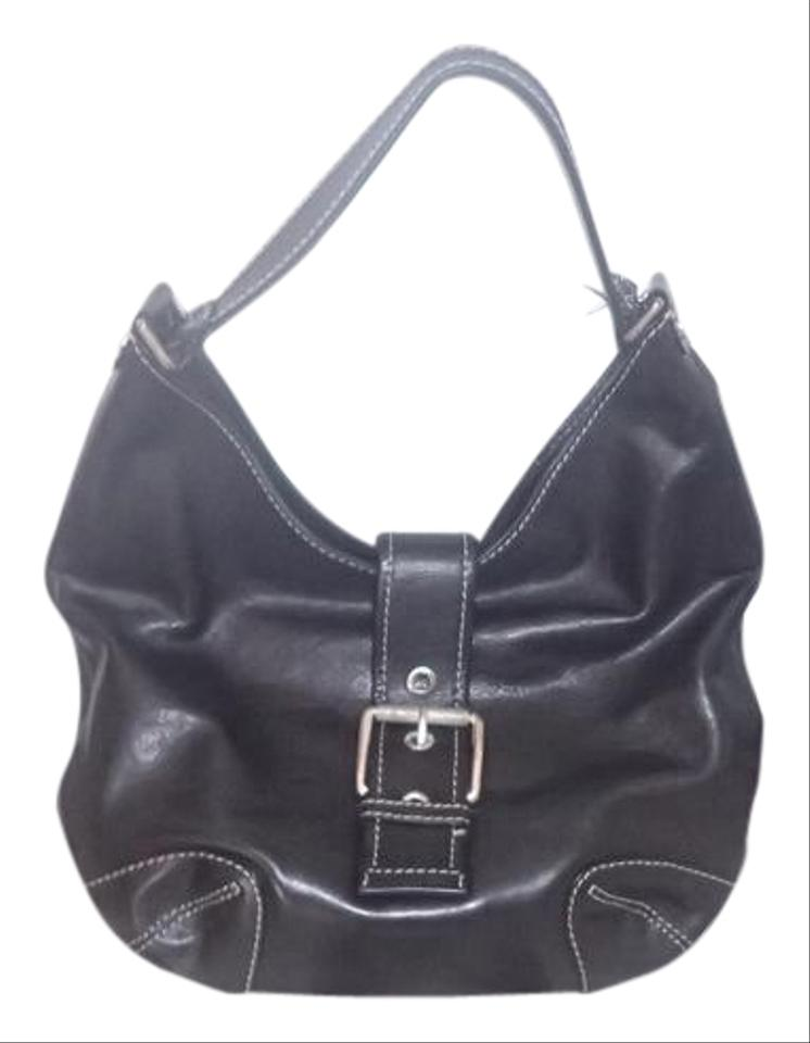 9e5b95b93729 MICHAEL Michael Kors Vintage 70 s Grain Leather Hobo Bag Image 0 ...