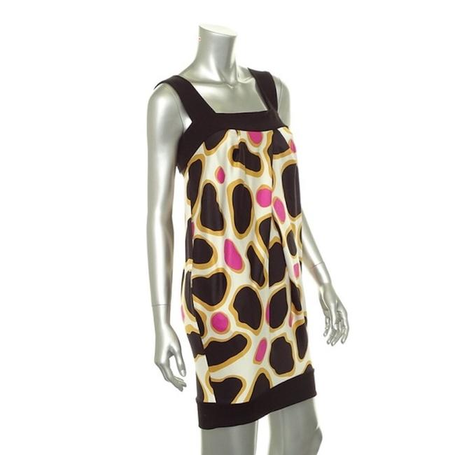 Diane von Furstenberg short dress Black on Tradesy Image 8
