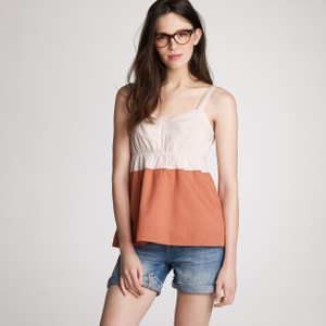J.Crew J. Crew J. Crew Cotton Top Multicolor