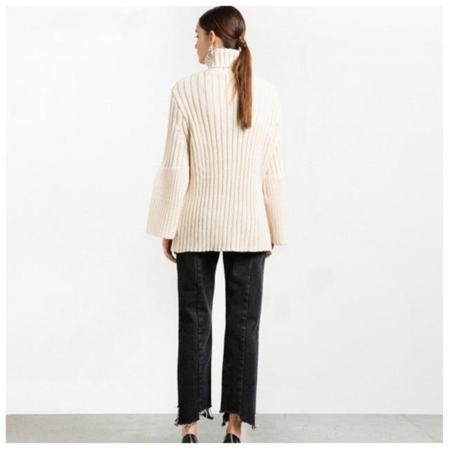 Other Chunky Flared Sweater Image 3