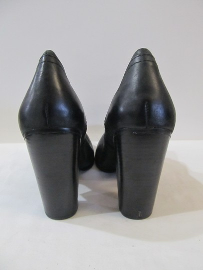 No. 704b Leather black Boots Image 3