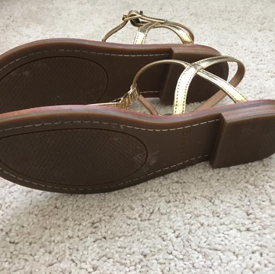 Sperry gold Sandals Image 1