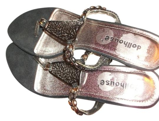 Preload https://item5.tradesy.com/images/dollhouse-blkpewtersilver-sandals-embellished-with-hardware-formal-shoes-size-us-75-regular-m-b-2237469-0-0.jpg?width=440&height=440