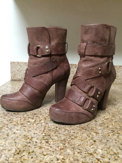 DKNY Brown Boots