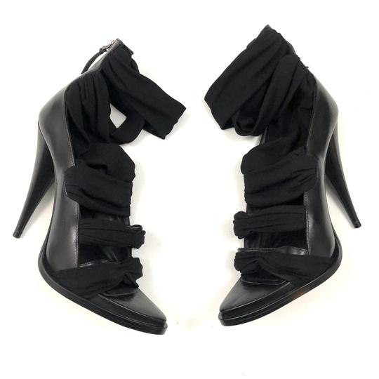 Preload https://img-static.tradesy.com/item/22375152/givenchy-black-leather-and-fabric-strappy-stiletto-pumps-size-eu-365-approx-us-65-regular-m-b-0-0-540-540.jpg