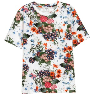 ERDEM x H&M T Shirt White Multi