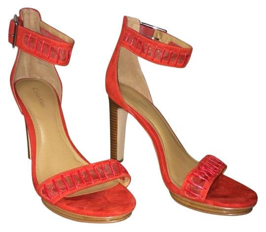 Preload https://item5.tradesy.com/images/calvin-klein-red-pumps-2237529-0-0.jpg?width=440&height=440
