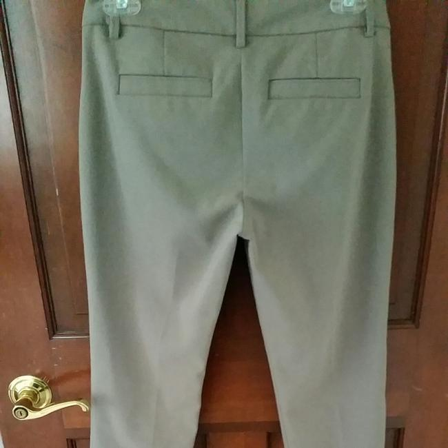 Express Straight Pants Taupe neutral Image 1