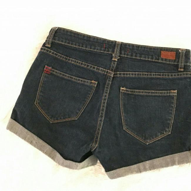 Urban Outfitters Denim Shorts-Dark Rinse Image 3