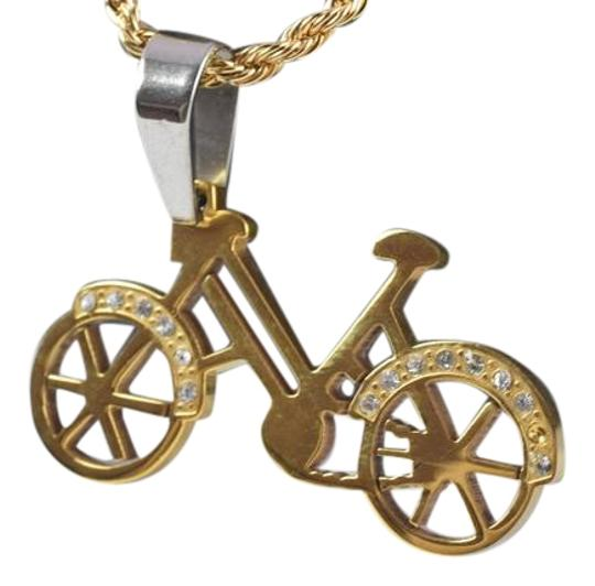 Preload https://img-static.tradesy.com/item/22375970/gold-filled-signature-pendants-unique-designs-bicycle-charm-0-1-540-540.jpg