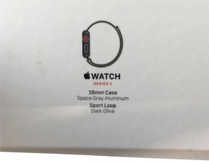 Apple apple watch series 3 38mm