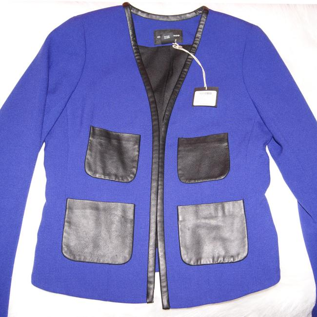 Club Monaco Leather Jacket Image 2