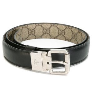3bd908c3b37 Gucci - Reversible Leather Size 85 Belt - Tradesy