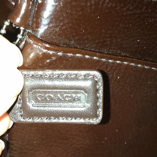 Coach Wristlet in brown Image 6