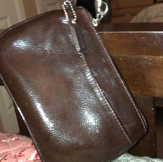 Coach Wristlet in brown Image 9