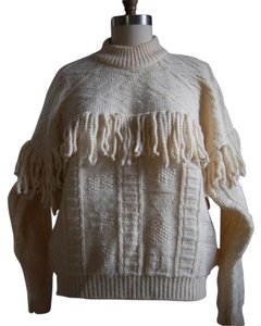 Gil Ambez Cable Sweater