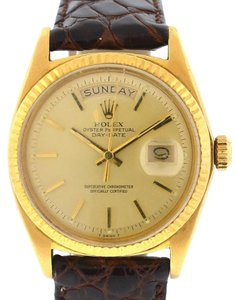 Rolex Rolex President Day-Date 1803 18kt Yellow Gold Watch