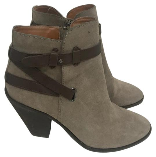 Dolce Vita Tan Boots Image 0