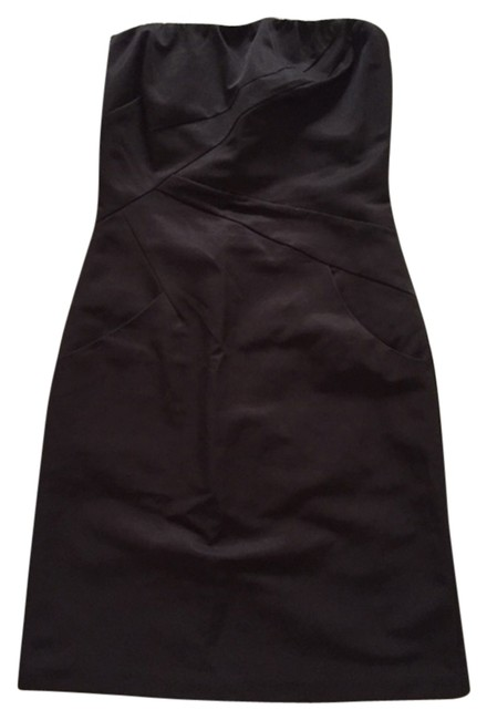 Preload https://item5.tradesy.com/images/the-limited-strapless-dress-chocolate-brown-2237744-0-0.jpg?width=400&height=650