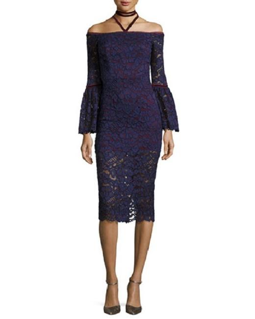 Preload https://img-static.tradesy.com/item/22377495/alexis-navy-belin-mid-length-cocktail-dress-size-0-xs-0-0-650-650.jpg
