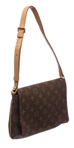 Louis Vuitton Musette Lv Monogram Messenger Shoulder Bag