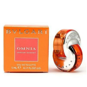 BVLGARI MINI-OMNIA INDIAN GARNET-BVLGARI-EDT-MADE IN ITALY