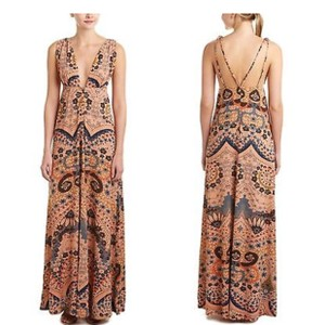 ROSE TAUPE COMBO Maxi Dress by Free People