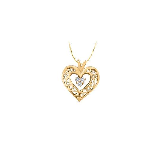 Preload https://img-static.tradesy.com/item/22377787/white-yellow-april-birthstone-cz-heart-pendant-in-sterling-silver-with-gold-necklace-0-0-540-540.jpg