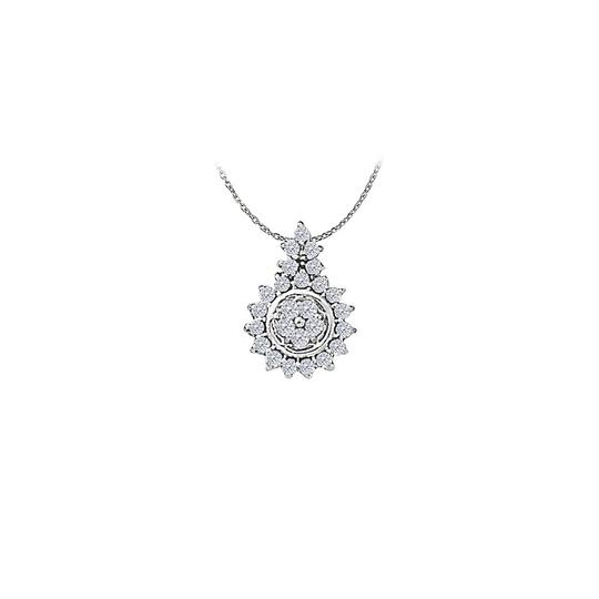 Preload https://img-static.tradesy.com/item/22378166/white-silver-cubic-zirconia-circle-pendant-in-sterling-necklace-0-0-540-540.jpg