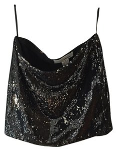 Sans Souci Skirt Black Sequin