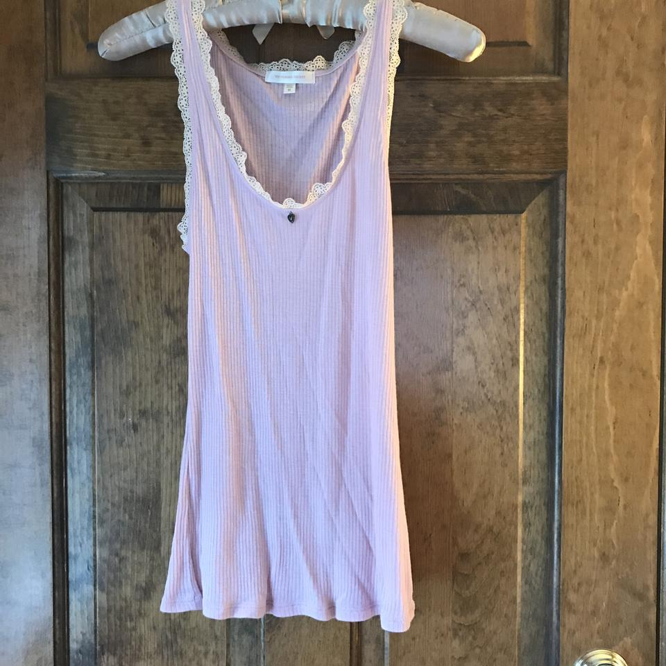 f7a411717eb Victoria s Secret Lace Ribbed Heart Charm Hand Wash Lay Flat To Dry Top  Pink w  ...