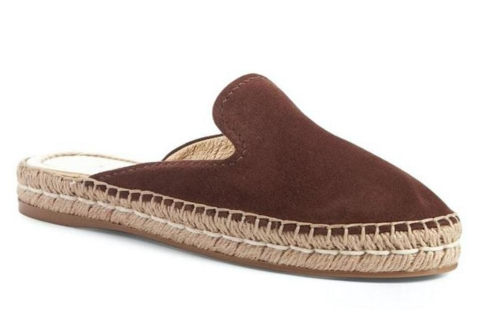 famous brand top fashion best choice Prada Brown Suede Espadrille Mules/Slides Size US 9 Regular (M, B) 39% off  retail