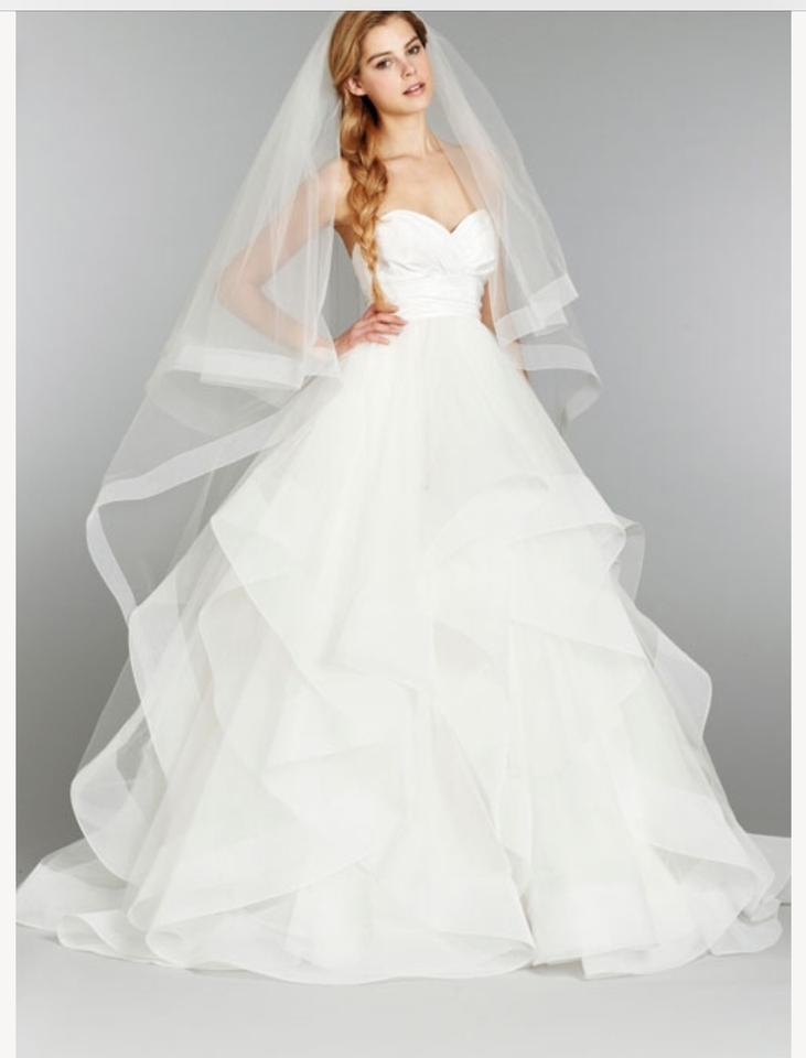 Hayley Paige Bridal Veils - Up to 90% off at Tradesy