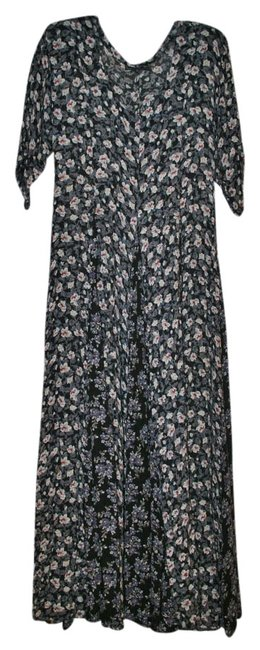 Preload https://img-static.tradesy.com/item/2237973/black-white-pink-blue-prairie-long-casual-maxi-dress-size-4-s-0-0-650-650.jpg