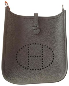 Herms Mini Evelyne Tpm Amazone Cross Body Bag