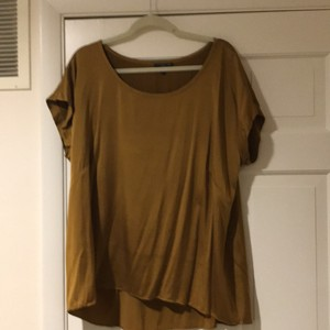 Eileen Fisher Top carmel