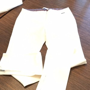CoSTUME NATIONAL Skinny Pants fresh white