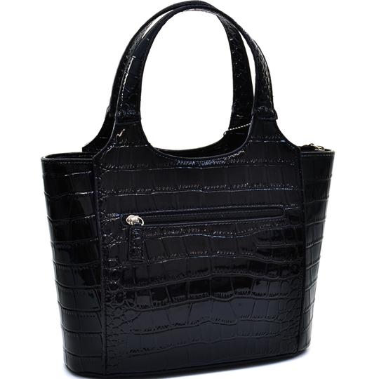 Anais Gvani Bags The Treasured Hippie Classic Designer Handbags Affordable High Quality Satchel in Black Image 3