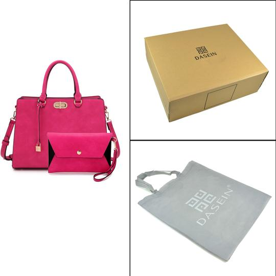 Anais Gvani Bags The Treasured Hippie Classic Designer Handbags Affordable High Quality Satchel in Pink Image 1