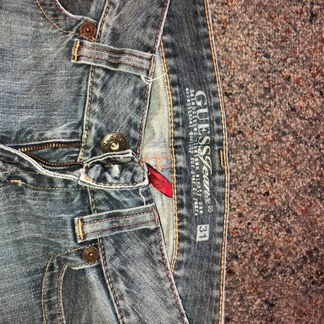 Guess Boot Cut Jeans-Light Wash Image 3
