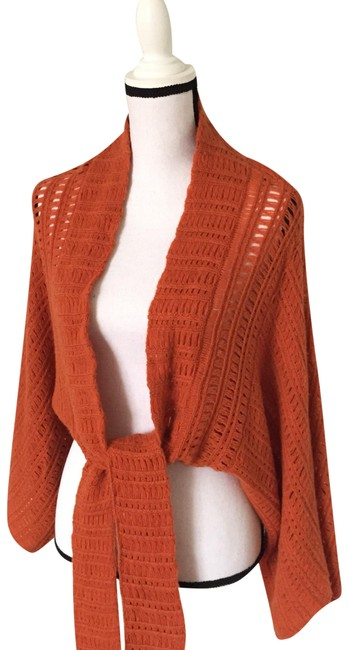 Preload https://img-static.tradesy.com/item/22381010/cashmere-rust-sweater-0-8-650-650.jpg
