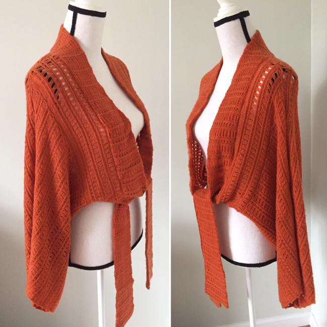 Angel Hair Cashmere Cardigan Casual Sweater Image 3